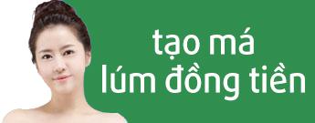 Tạo má lúm đồng tiền